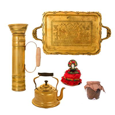 Accessories for Samovar from Russia
