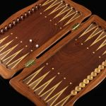"Backgammon ""Pyramid"" (Custom Manufacturing)"