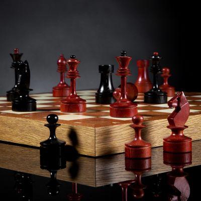 """Chess """"Prague Motives"""""""