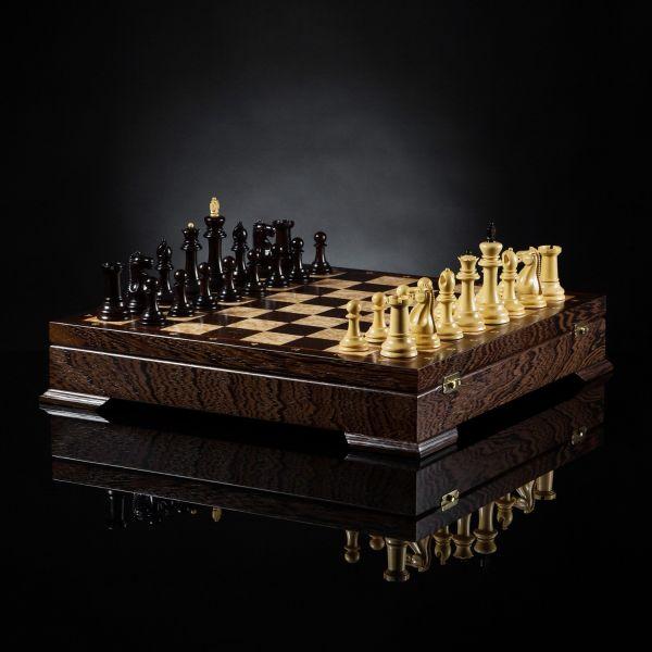 "Chess ""Staunton"" Premium"