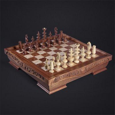 """Chess """"Regance Mahogany"""""""