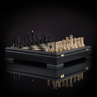 "Chess ""Staunton"" Empire"