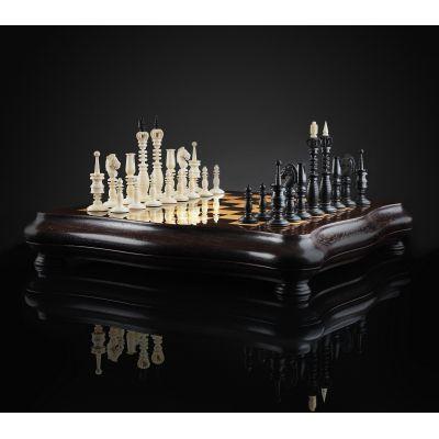 """Chess """"Calvert"""" Mammoth Tusk"""