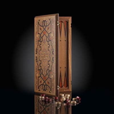 "Backgammon ""Wind East"""
