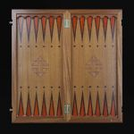 "Backgammon ""Wind East"""