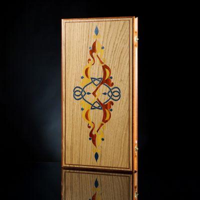 "Backgammon ""Armenia"" Ash Field"