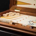 "Backgammon ""Armenia"" Maple Field"