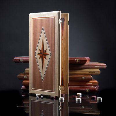"""Backgammon """"Fantasy"""" Light Board"""