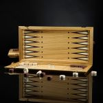 """Backgammon """"George Victorious"""""""