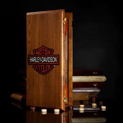 "Backgammon ""Harley"""