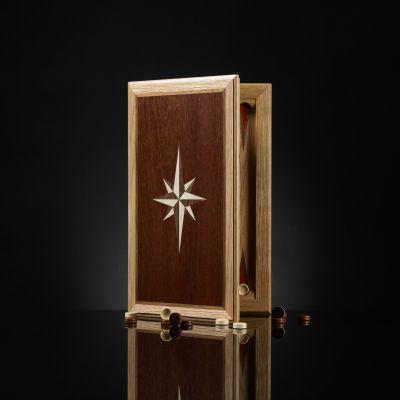 "Backgammon ""Book"" (Light Body)"