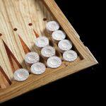 "Backgammon ""Crown"" (Light Body)"
