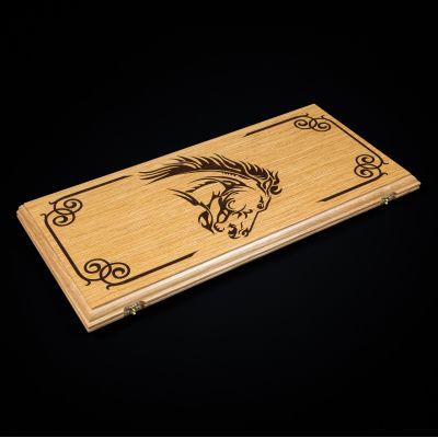 """Backgammon """"Mustang"""" (Light Body)"""