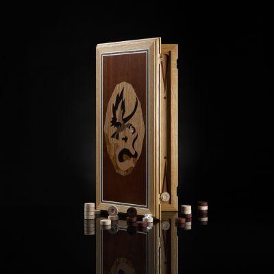 "Backgammon ""Eagle"" Light Board"