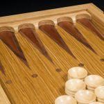 "Backgammon ""Wolf"" Light Body"