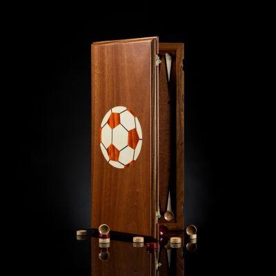 """Backgammon """"Premier"""" League Mahogany"""