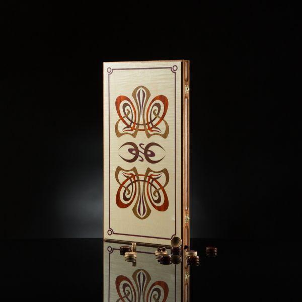 """Backgammon """"Silver Age"""""""