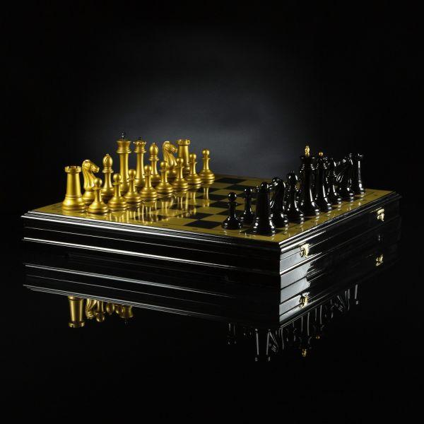 "Chess ""Art Deco"""