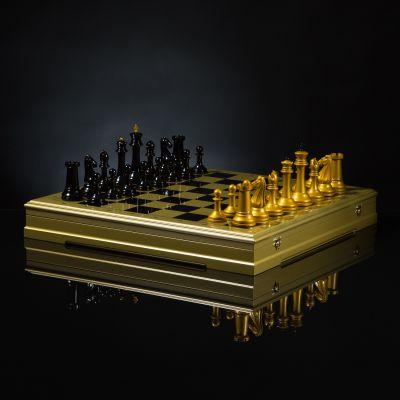 "Chess ""Staunton Pharaoh"""