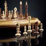 """Chess """"Calvert"""" Luxury"""