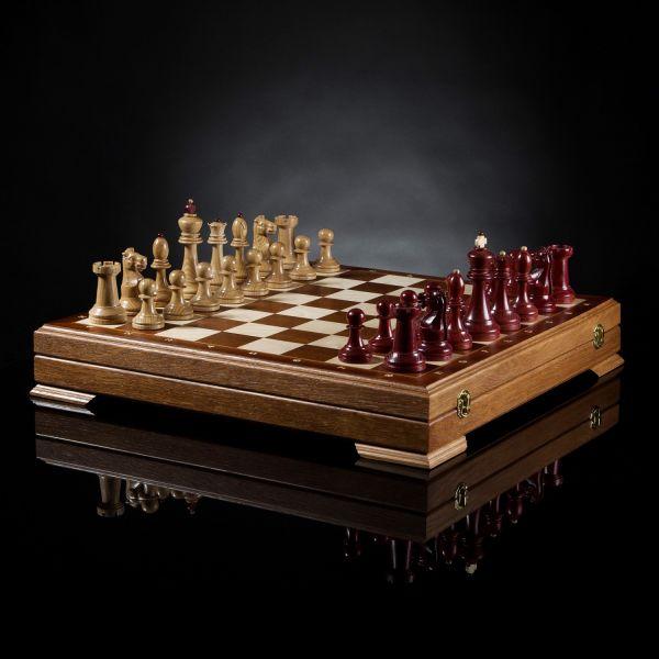 "Chess ""Classic"" Dark Board"