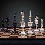 """Chess """"Selenius"""" Mammoth Tusk"""