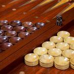 Checkers For Backgammon, Diameter 27 mm