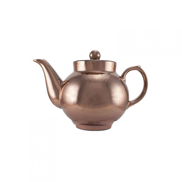 """Teapot """"Copper ruby"""""""