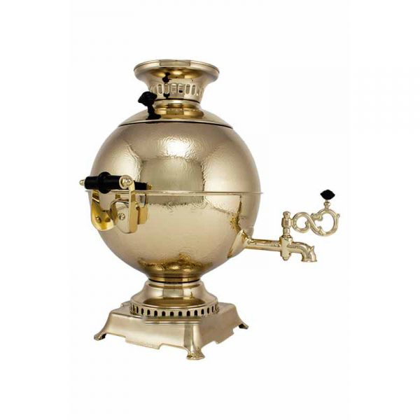 """Samovar electric 5 liters """"Ball"""" (no auto power off button)"""