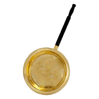 Basin brass - saucepan for cooking jam 3 litres